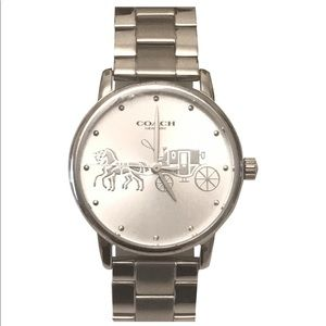 Coach Grand classic Woman watch